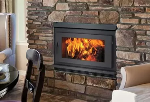 Wood Insert Fireplace