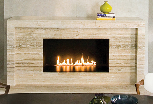 Spark Modern Gas Fireplaces