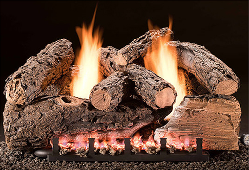 Hargrove gas log sets