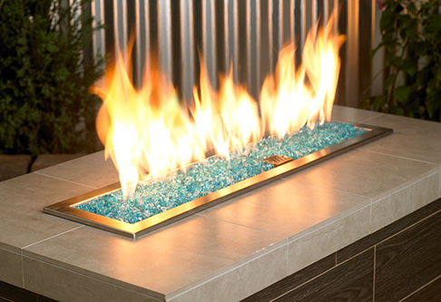 outdoor patio fire pits